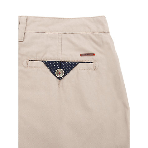 Buy Ted Baker Twiltro Cotton Twill Trousers Online at johnlewis.com