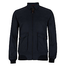 Buy Ted Baker Steveo Cotton Bomber Jacket Online at johnlewis.com
