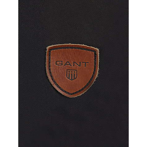 Buy Gant Velocity Jacket, Black Online at johnlewis.com