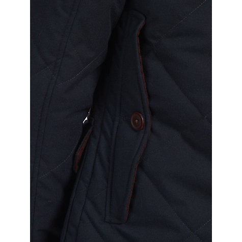 Buy Gant Upstate Quilter Jacket Online at johnlewis.com