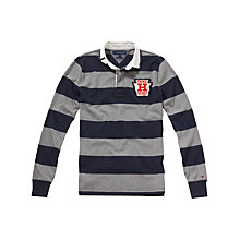 Buy Tommy Hilfiger Miles Rugby Polo Shirt Online at johnlewis.com