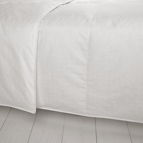 Buy John Lewis New Superior Siberian Goose Down Duvet, 7 Tog Online at johnlewis.com