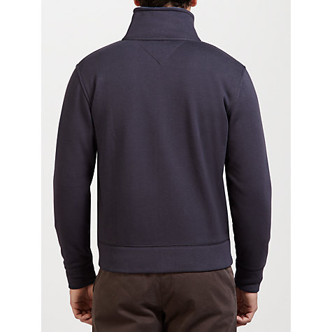 Buy Tommy Hilfiger Bonded Zip Through Sweatshirt Online at johnlewis.com