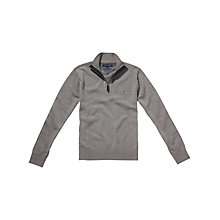 Buy Tommy Hilfiger Atlantic Half Zip Jumper Online at johnlewis.com