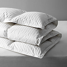 Buy John Lewis New Luxury Hungarian Goose Down Duvet, 10.5 Tog Online at johnlewis.com