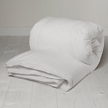 Buy John Lewis Ultimate Winter Snow Goose Down Duvet, 10.5 Tog (7 + 3.5 Tog) All Seasons Online at johnlewis.com