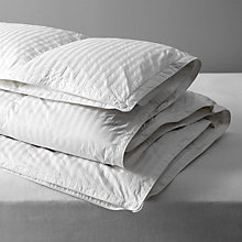 Buy John Lewis New Luxury Hungarian Goose Down Duvet, 13.5 Tog (9 + 4.5 Tog) All Seasons Online at johnlewis.com