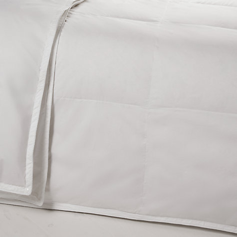 Buy John Lewis New Supreme White Goose Down Duvet, 13.5 Tog (9 + 4.5 Tog) All Seasons Online at johnlewis.com