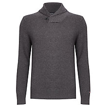 Buy Tommy Hilfiger Ruben Shawl Collar Jumper Online at johnlewis.com