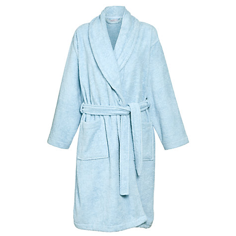 Buy John Lewis Toweling Robe Online at johnlewis.com