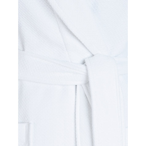 Buy John Lewis Spa Waffle Robe Online at johnlewis.com