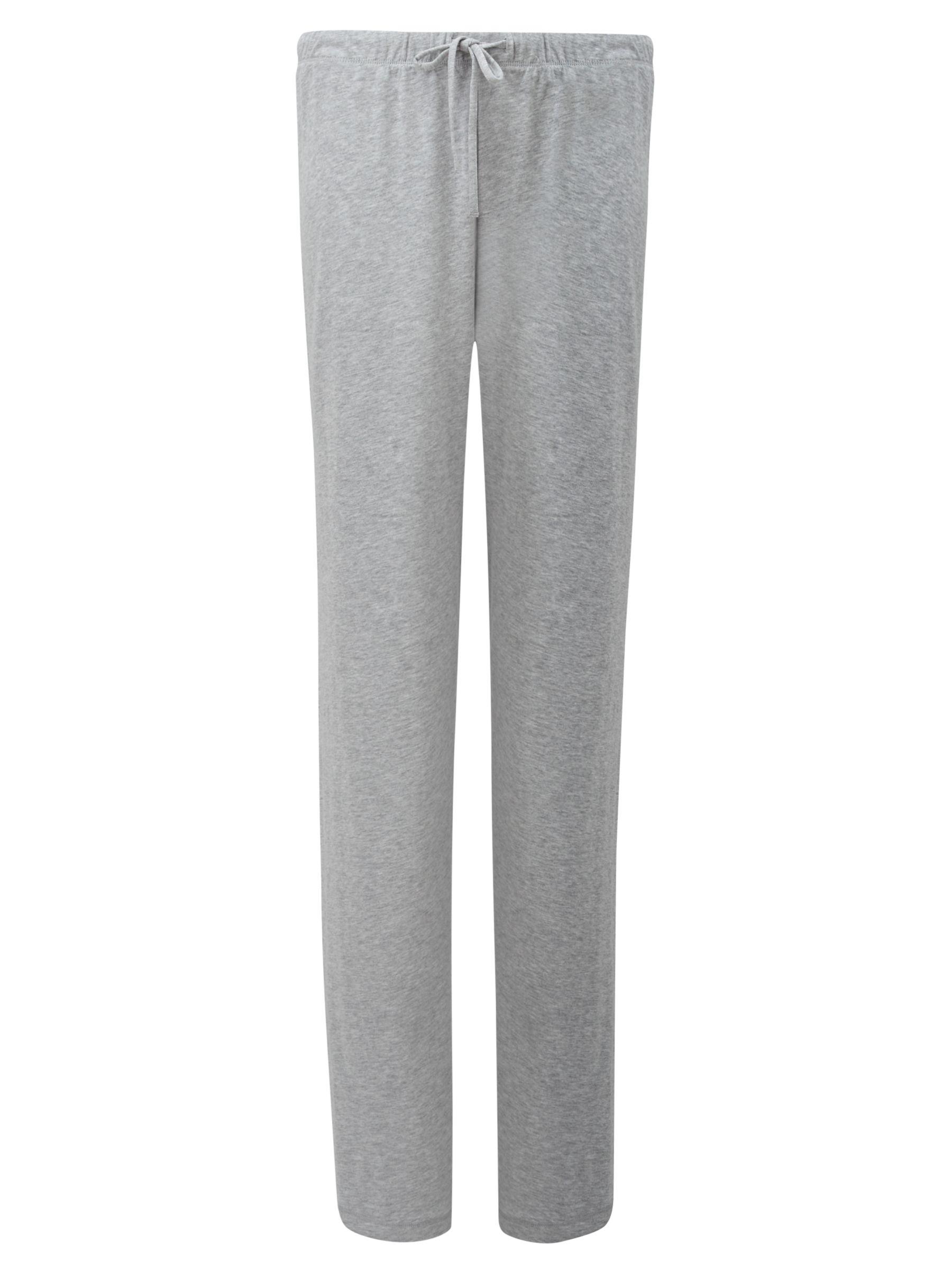 John Lewis Long Pyjama Bottoms, Grey