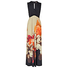 Buy Phase Eight Floral Print Maxi Dress, Multi Online at johnlewis.com