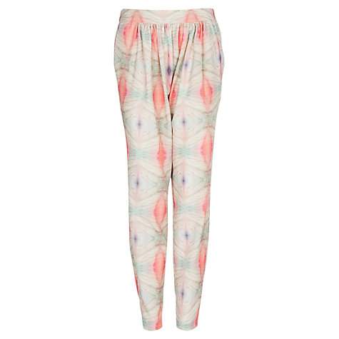 Buy Mango Digital Trousers Online at johnlewis.com