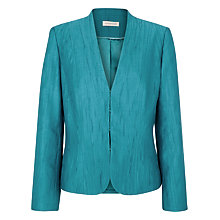 Buy Windsmoor Crinkle Jacket, Jade Online at johnlewis.com