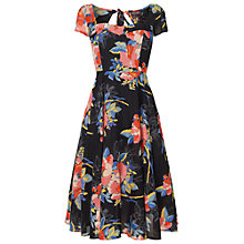 Buy Phase Eight Lola Printed Dress, Multi Online at johnlewis.com