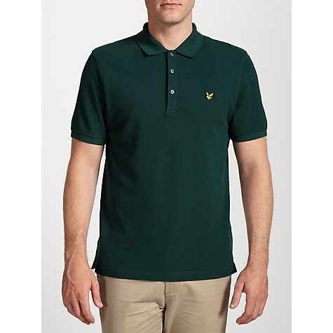 Buy Lyle & Scott Vintage Short Sleeve Polo Shirt Online at johnlewis.com