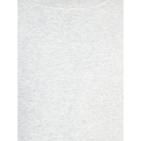 Buy John Lewis School Sports Sweatshirt, Grey Online at johnlewis.com