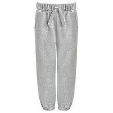 Buy John Lewis School Sports Jogging Bottoms, Grey Online at johnlewis.com