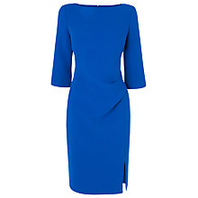 Buy L.K. Bennett Lydia Dress, Cobalt Blue Online at johnlewis.com