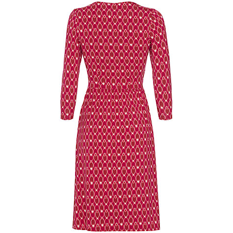 Buy allegra by Allegra Hicks Sophia Dress, Gem Pink Online at johnlewis.com