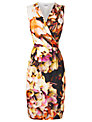L.K. Bennett Teos Floral Dress, Multi