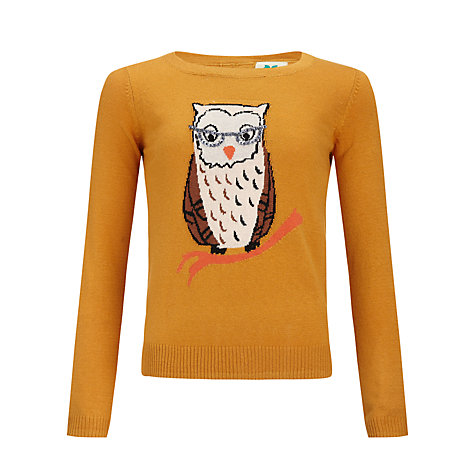 Buy Yumi Girl Woodland Jumper Online at johnlewis.com