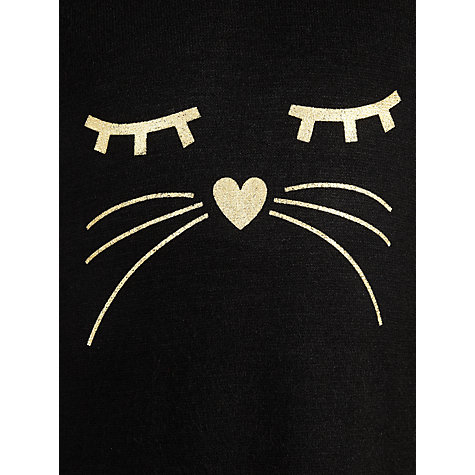 Buy Yumi Girl Party Cat Tunic Online at johnlewis.com
