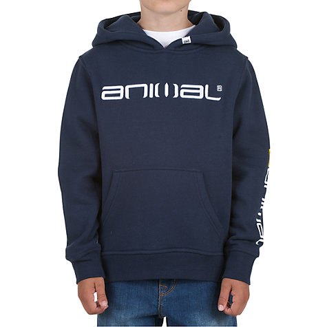 Buy Animal Boys' Flakes Hoodie Online at johnlewis.com