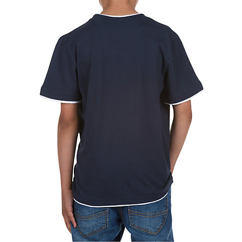Buy Animal Boys' Jackoo T-Shirt, Indigo Online at johnlewis.com