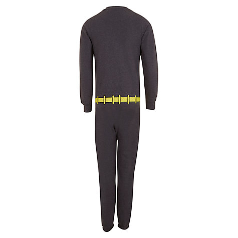 Buy Batman Onesie, Dark Grey Online at johnlewis.com