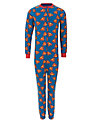 Buy Superman Onesie, Blue/Red, 3-4 years Online at johnlewis.com
