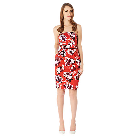 Buy Coast Ambika Print Dress, Multi Online at johnlewis.com