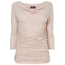 Buy Phase Eight Butterfly Burnout Top, Pale Pink Online at johnlewis.com