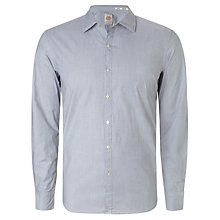 Buy Replay Slim Fit Long Sleeve Shirt, Grey Online at johnlewis.com