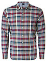 Replay Large Check Long Sleeve Shirt