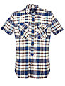 Diesel Sadela-R Short Sleeve Check Shirt