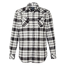 Buy Diesel Spoltava-R Check Long Sleeve Shirt Online at johnlewis.com