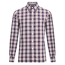 Buy Tommy Hilfiger Lance Check Shirt Online at johnlewis.com