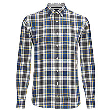 Buy Tommy Hilfiger Benoit Check Cotton Shirt Online at johnlewis.com