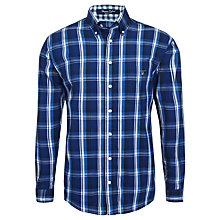 Buy Gant Check Oxford Shirt Online at johnlewis.com