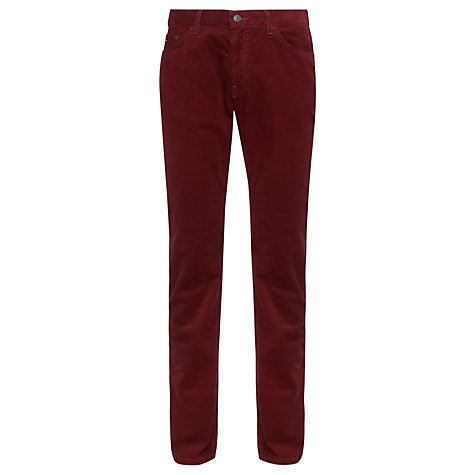 Buy Tommy Hilfiger Mercer Corduroy Chinos Online at johnlewis.com
