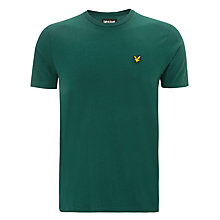 Buy Lyle & Scott Vintage Plain Crew Neck T-Shirt Online at johnlewis.com
