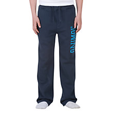 Buy Animal Boys' Erick Sweatpants, Indigo Online at johnlewis.com