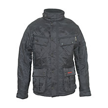 Buy Barbour Boys' Ariel Polarquilt Jacket, Indigo Online at johnlewis.com