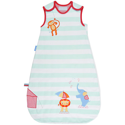 Buy Grobag Sleepy Circus Sleeping Bag, 2.5 Tog Online at johnlewis.com