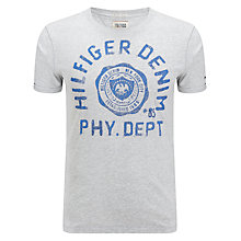 Buy Hilfiger Denim Flava Graphic T-Shirt Online at johnlewis.com