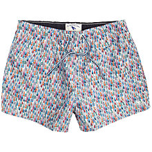Buy Ted Baker Boara Oar Print Swim Shorts Online at johnlewis.com