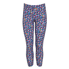 Buy Animal Girls' Ditsy Floral Leggings, Multi Online at johnlewis.com