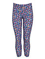 Animal Girls' Ditsy Floral Leggings, Multi